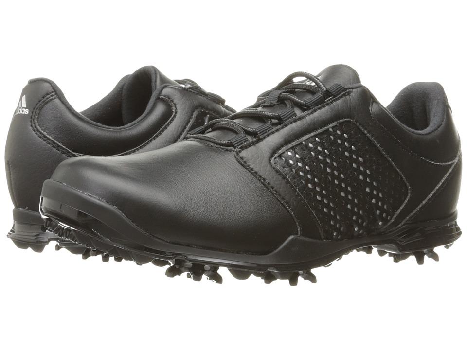 adidas Golf Adipure Tour (Core Black/Silver Metallic/Core Black) Women