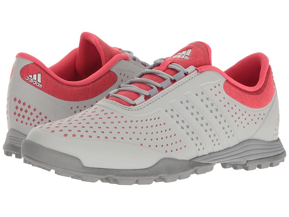 adidas Golf Adipure Sport (Core Pink/Grey/Dark Silver Metallic) Women