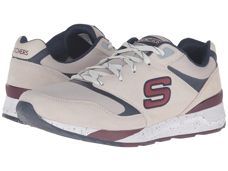 SKECHERS OG 90 (Natural/Blue) Men
