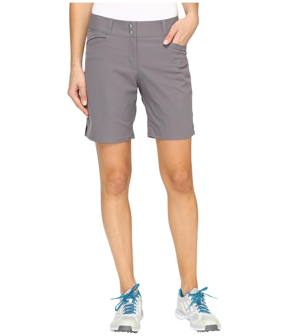 adidas Golf - Essential Shorts 7 (Trace Grey) Women's Shorts