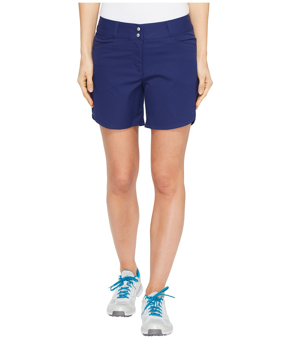 adidas Golf - Essentials 5 Shorts (Night Sky) Women's Shorts
