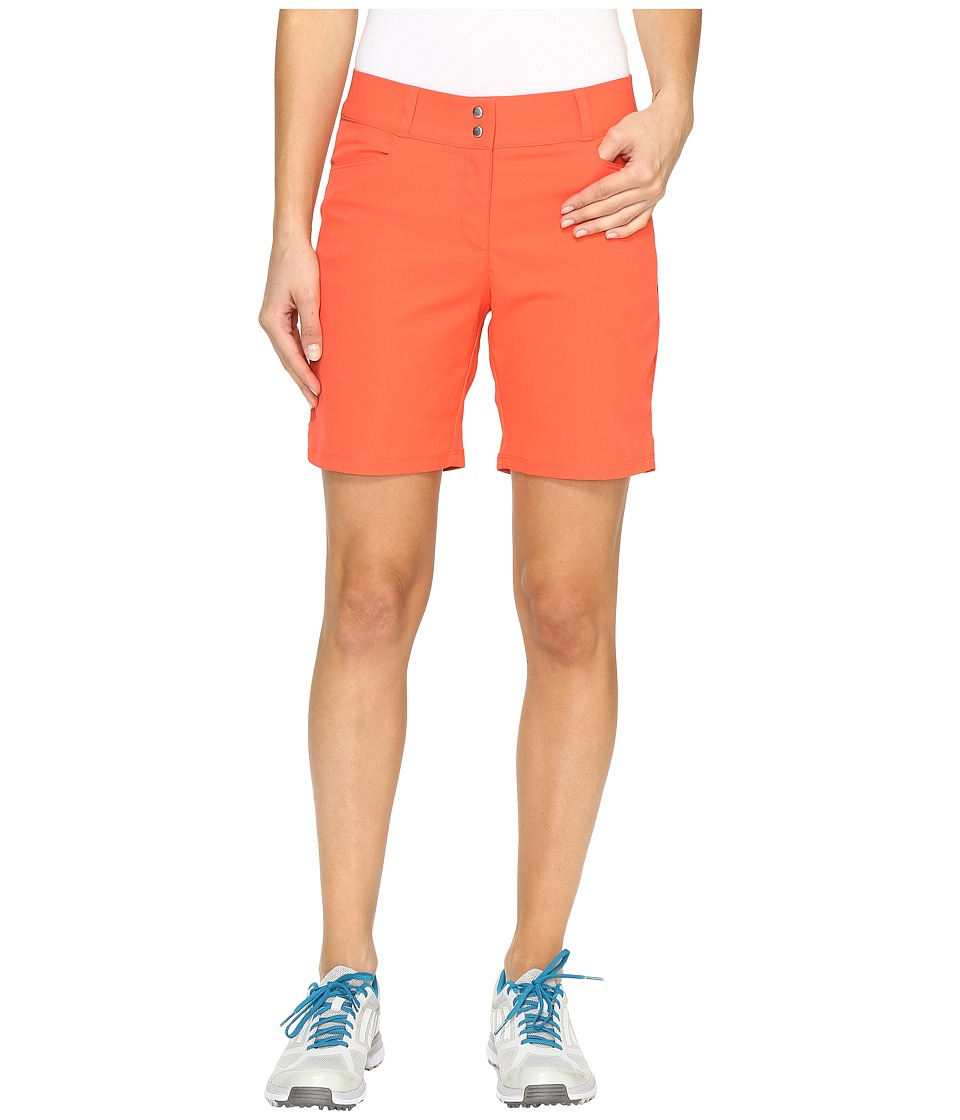 adidas Golf - Essential Shorts 7 (Easy Coral) Women's Shorts