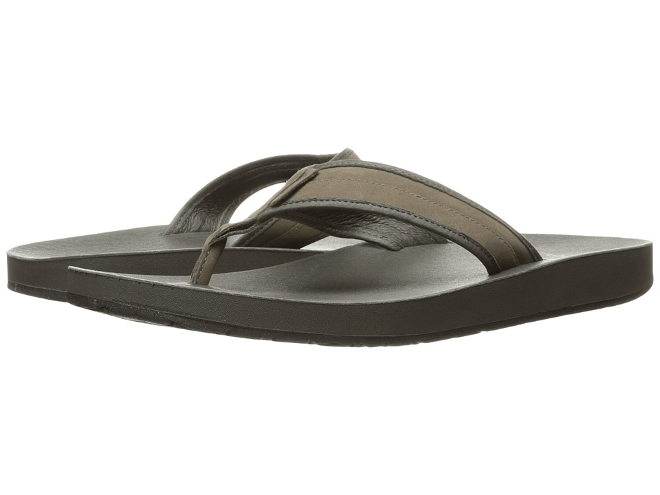 Teva - Azure Flip Leather (Bungee Cord) Men's Sandals