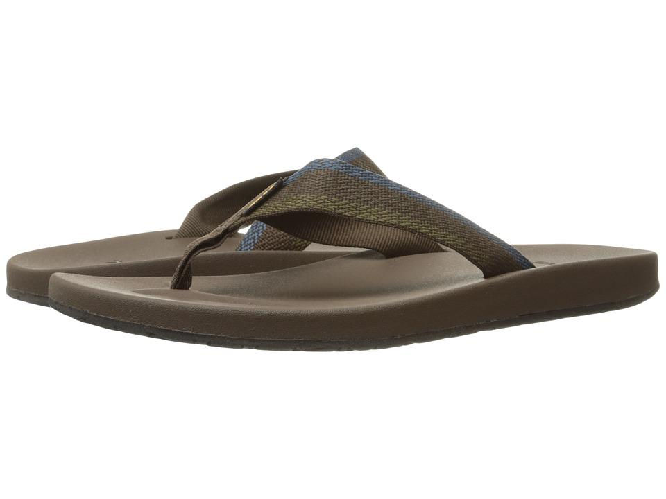 Teva - Azure Flip (Feliz Brown) Men's Sandals