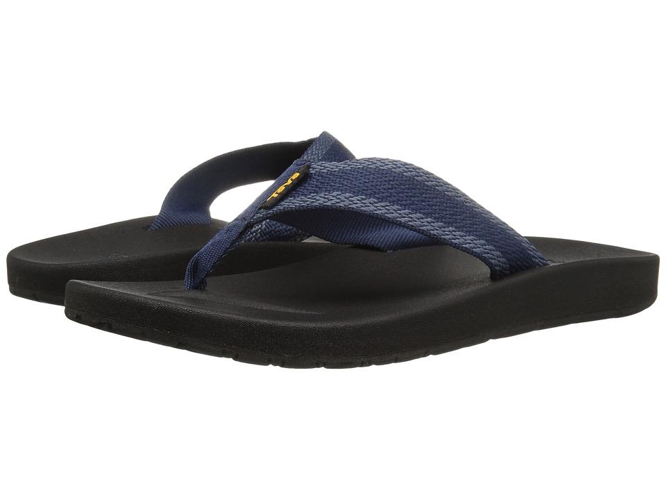 Teva - Azure Flip (Feliz Navy) Men's Sandals