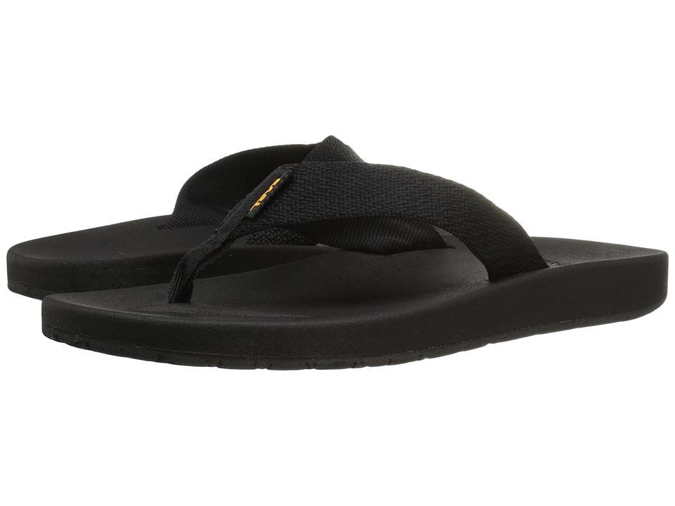 Teva - Azure Flip (Feliz Black) Men's Sandals