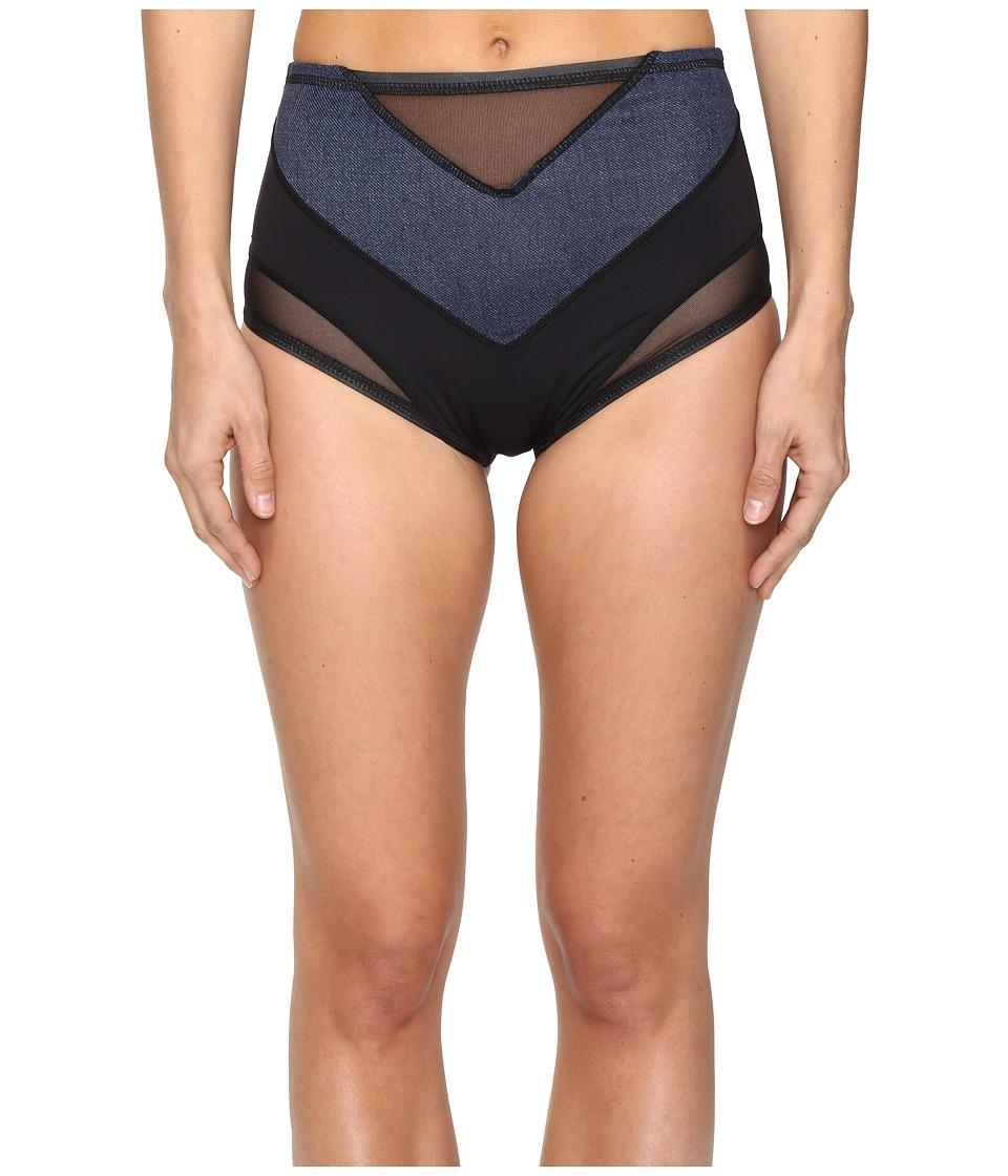 L*Space - Nevada Bottom (Antique Denim) Women's Swimwear