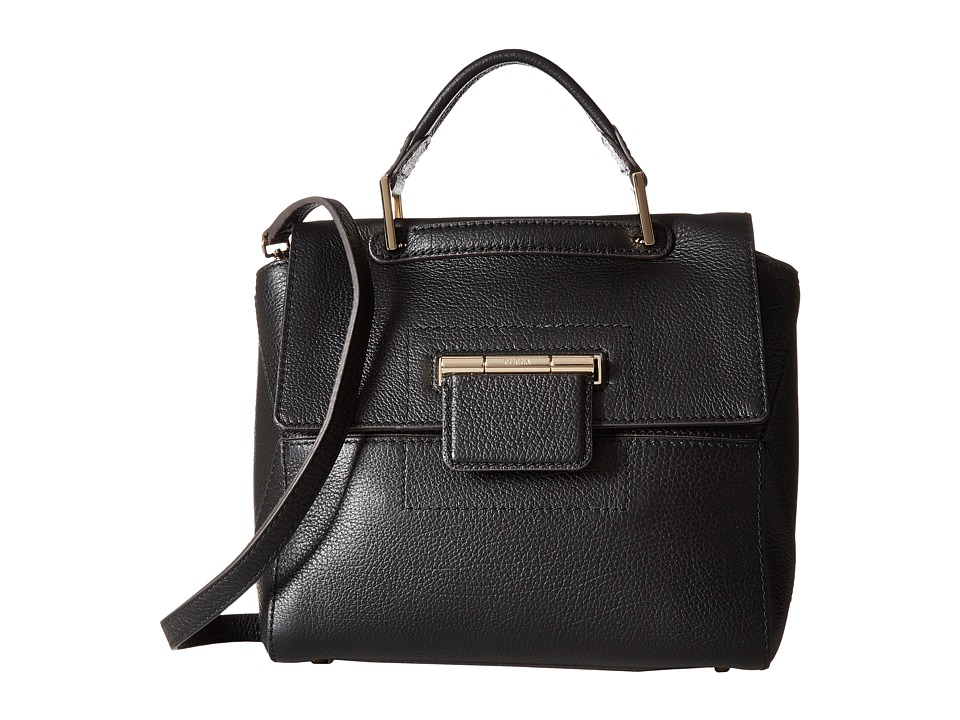 Furla - Artesia Small Top-Handle (Onyx) Top-handle Handbags