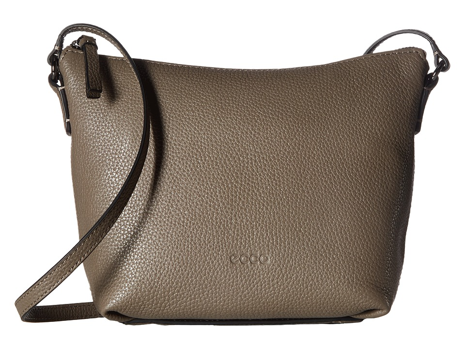ECCO - SP Small Crossbody (Moon Rock) Cross Body Handbags