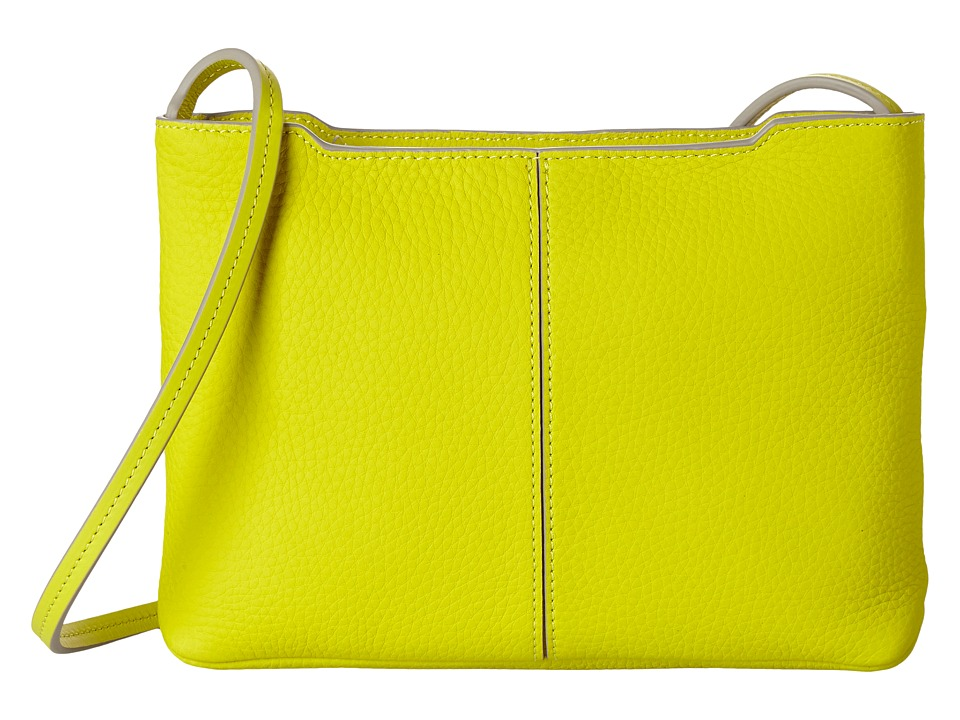 ECCO - Jilin Small Crossbody (Sulphur) Cross Body Handbags
