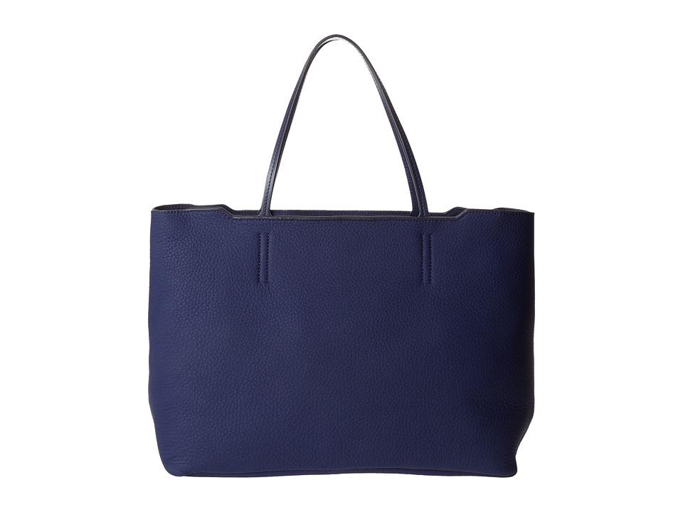 ECCO - Jilin Shopper (Deep Cobalt) Handbags