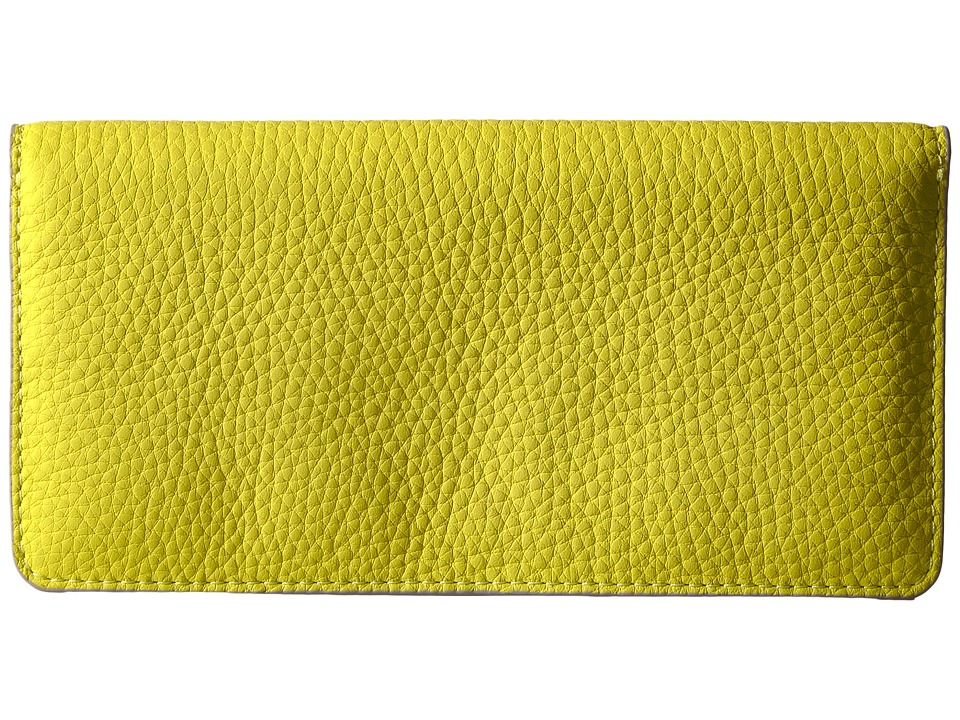 ECCO - Jilin Large Wallet (Sulphur) Wallet Handbags