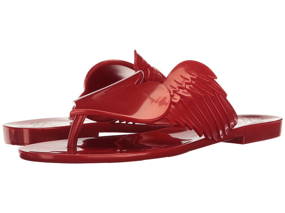 Vivienne Westwood - Anglomania + Melissa Harmonic (Red) Women's Sandals