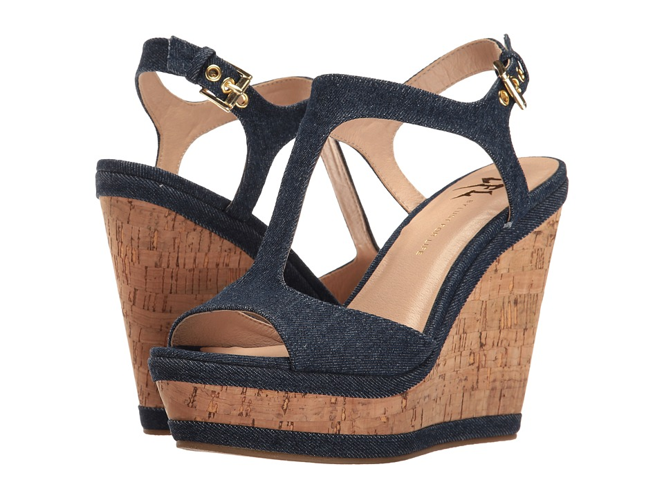LFL by Lust For Life - Lana (Denim) Women's Wedge Shoes