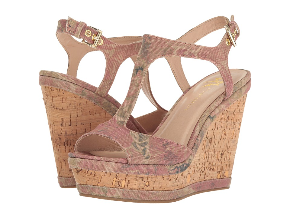 LFL by Lust For Life - Lana (Floral) Women's Wedge Shoes