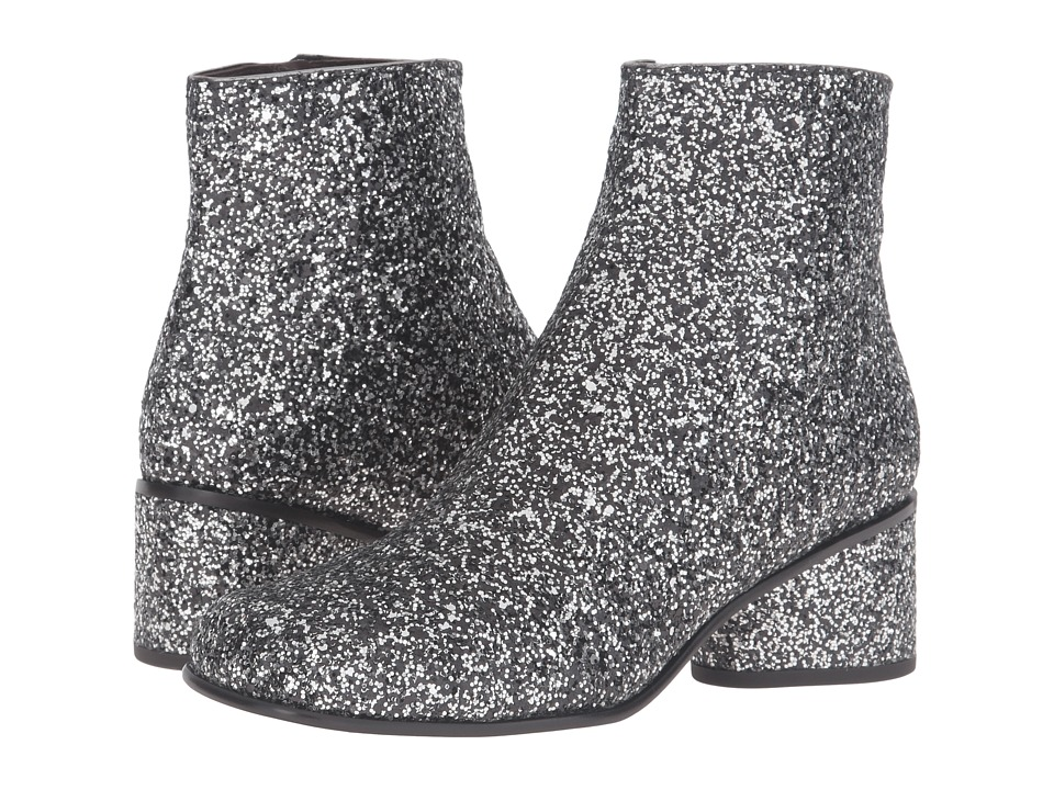 Marc Jacobs - Camilla Ankle Boot (Silver Multi) Women's Dress Boots