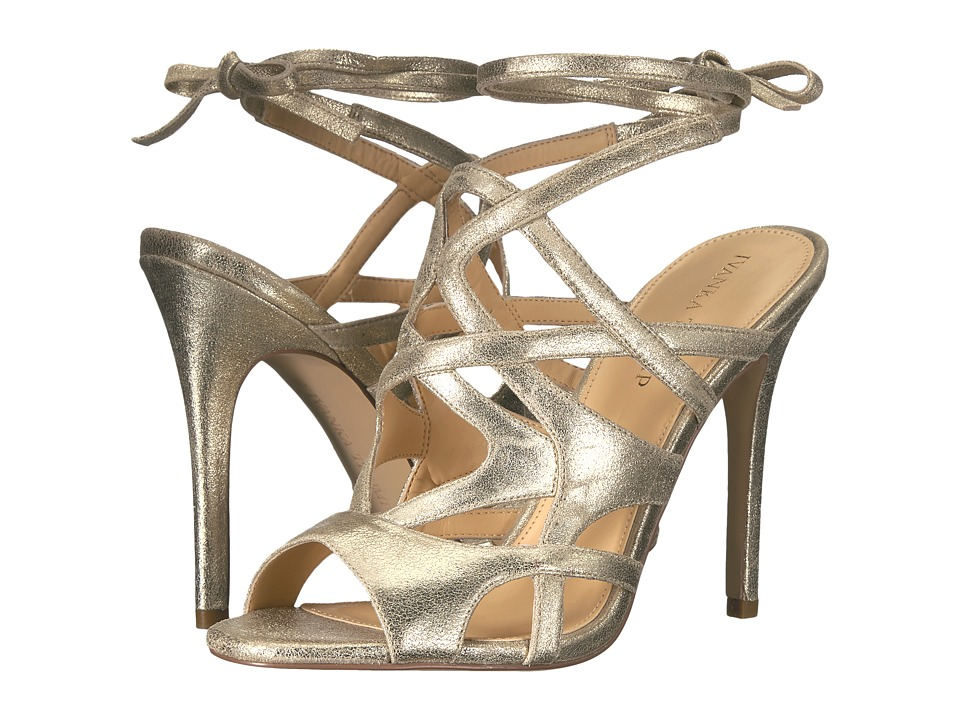 Ivanka Trump - Hesther (Platinum) High Heels