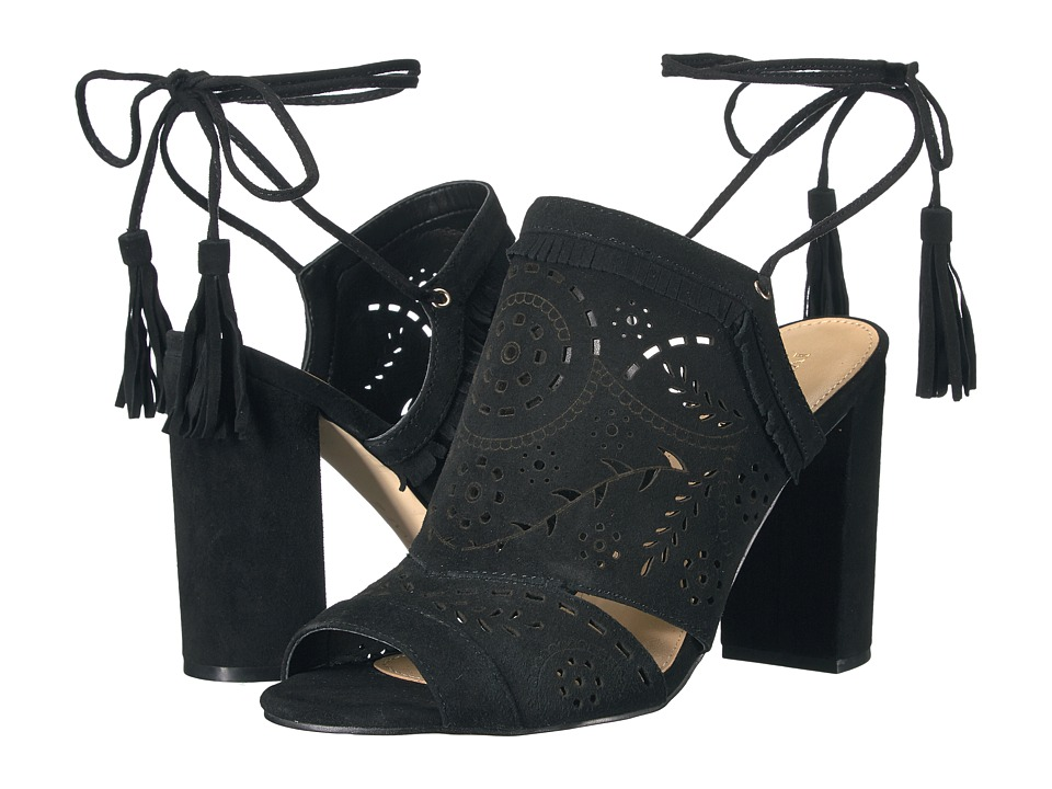 Ivanka Trump - Karah (Black/Black) High Heels