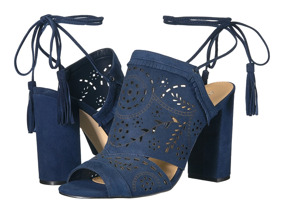 Ivanka Trump - Karah (Navy) High Heels