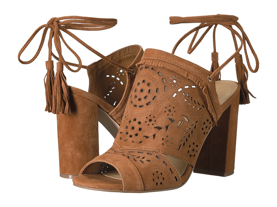 Ivanka Trump - Karah (Dark Modern Cognac) High Heels