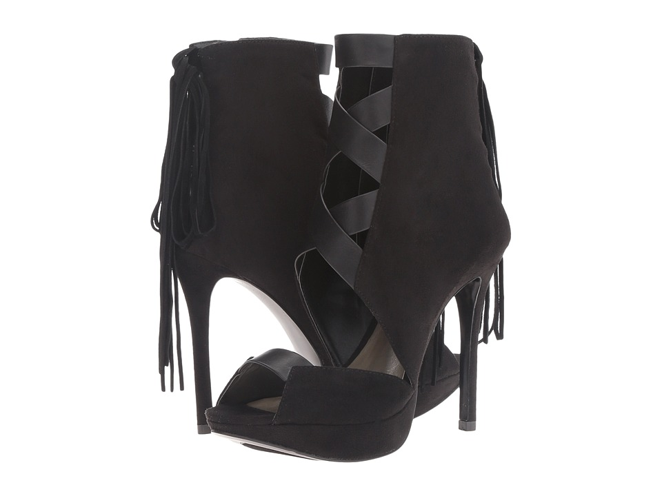 LFL by Lust For Life - Reaction (Black) High Heels