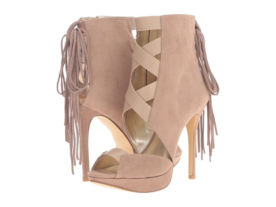 LFL by Lust For Life - Reaction (Taupe) High Heels