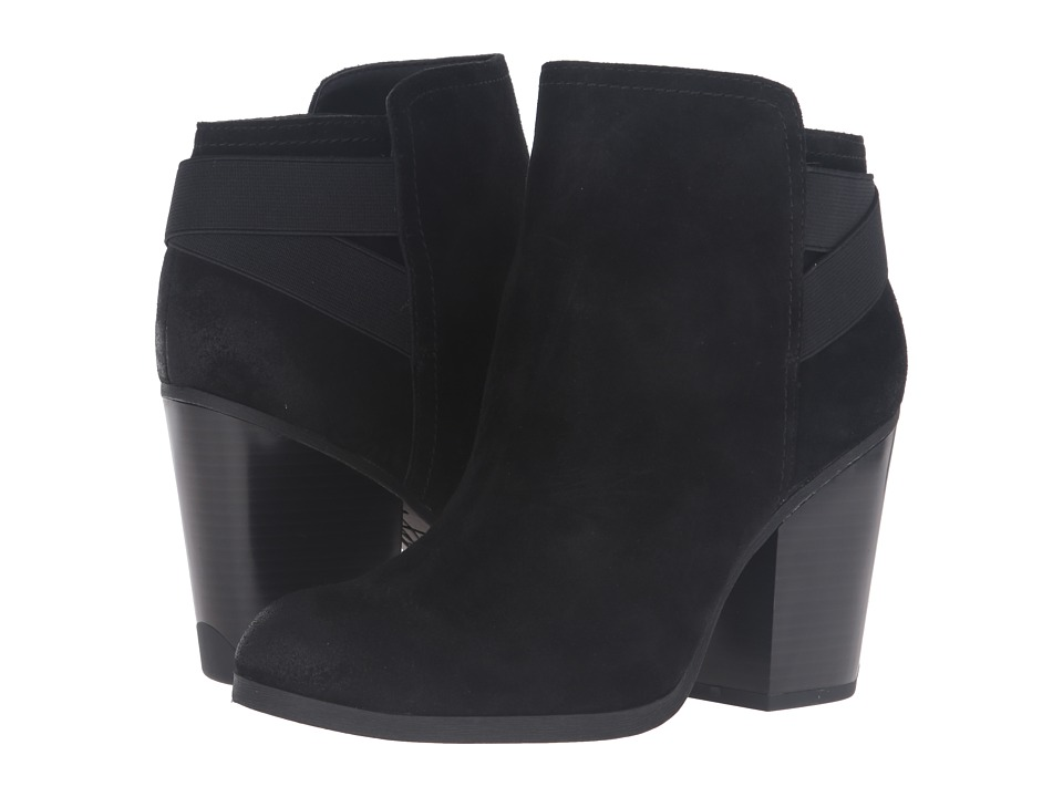 Kenneth Cole Reaction - Might Make It (Black Suede) Women's Shoes