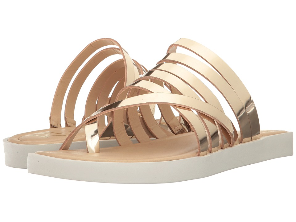 LFL by Lust For Life - Jupiter (Light Gold) Women's Sandals