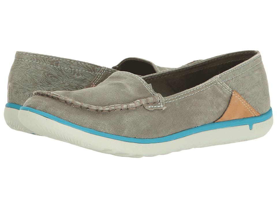 Merrell - Duskair Moc (Putty 1) Women's Shoes