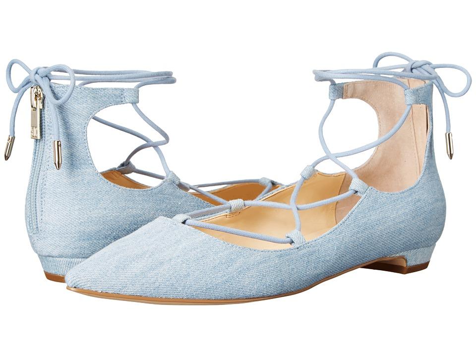 Ivanka Trump - Tropica 6 (Azzurro/Azzurro) High Heels