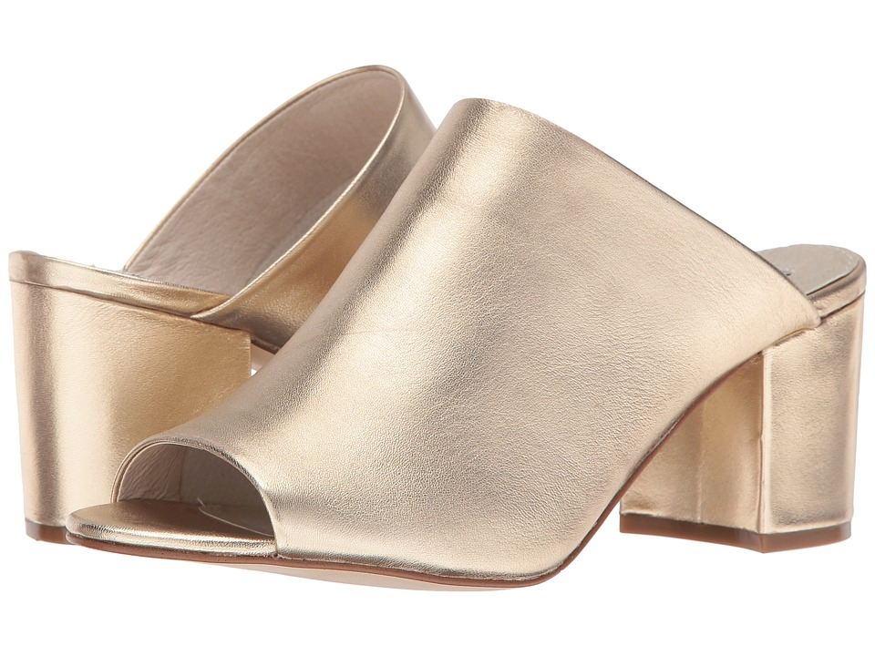 Steve Madden - Infinity (Gold Leather) Women's Shoes