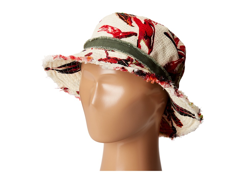 Pistil - Miley Sun Hat (Red) Caps