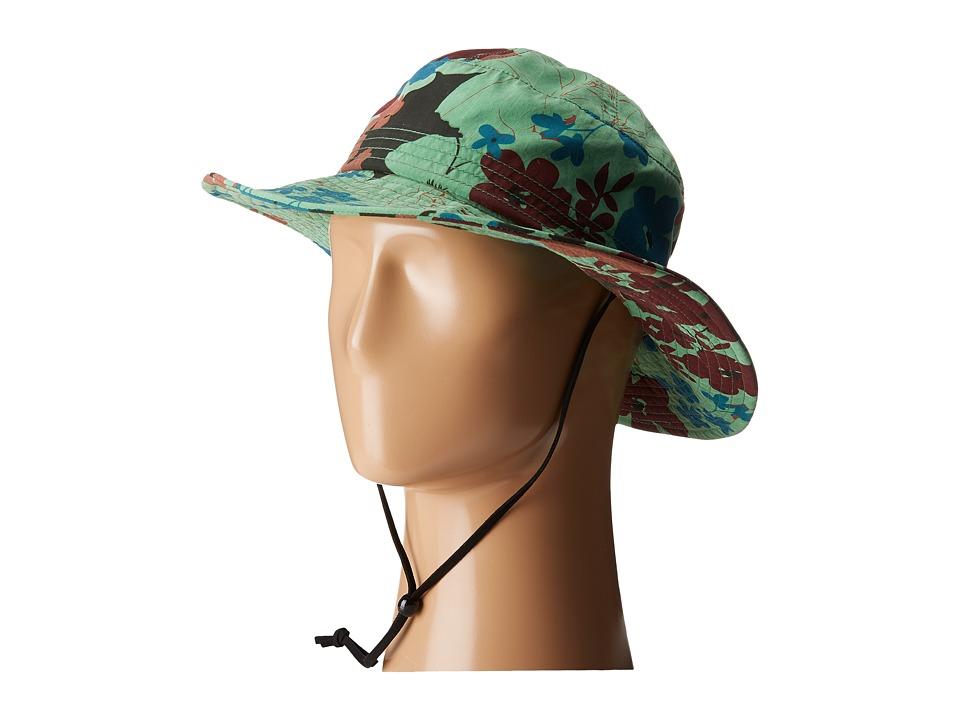 Pistil - Tristan Sun Hat (Jade) Caps