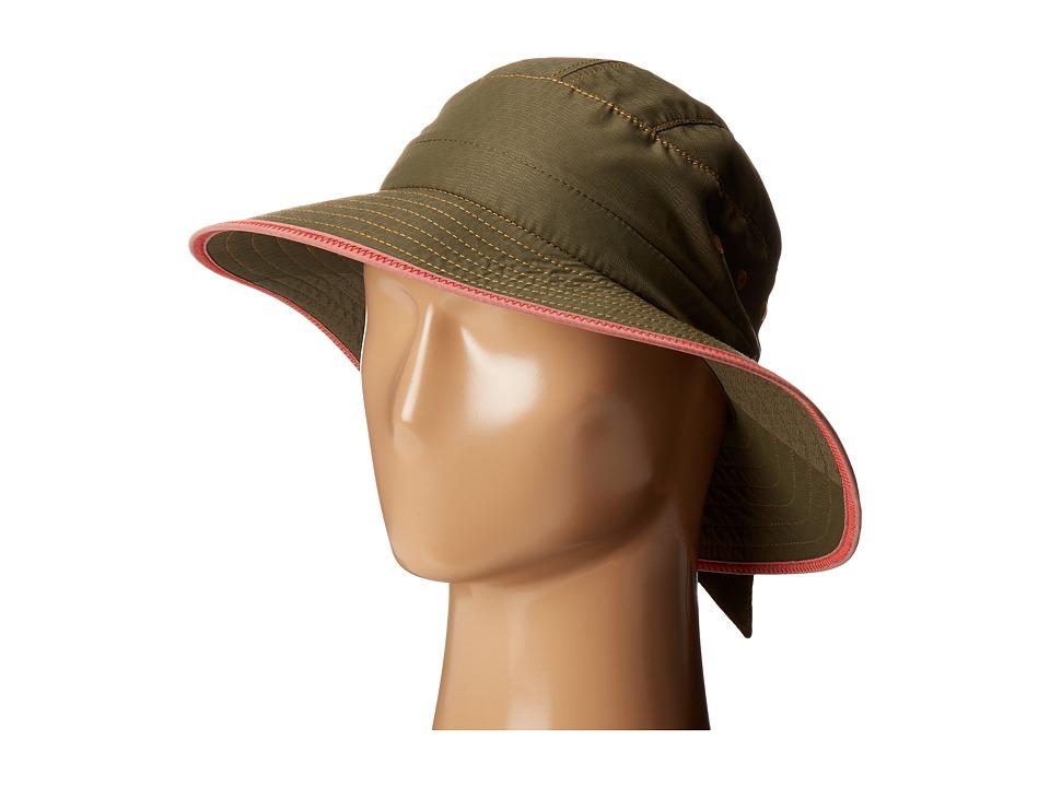 Pistil - Marisa Sun Hat (Olive) Caps