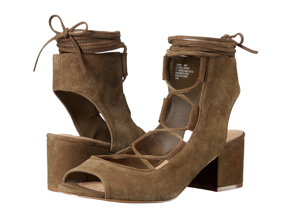 Steve Madden Admire (Olive Suede) Women's Shoes
