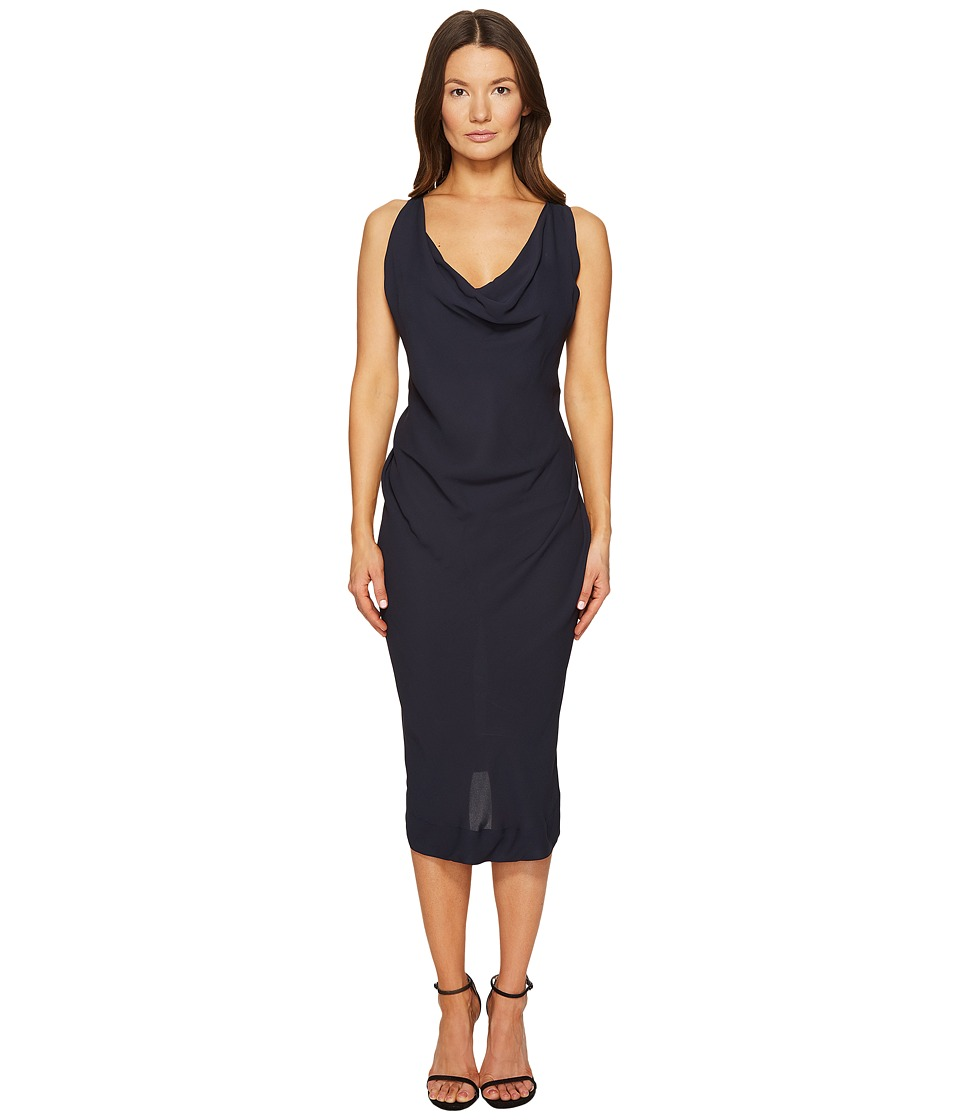 Vivienne Westwood - Virginia Dress (Navy) Women's Dress