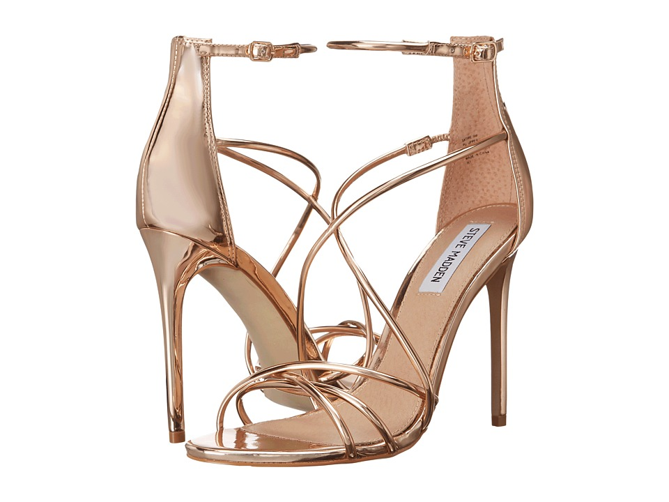 Steve Madden - Satire (Rose Gold) Women's Shoes