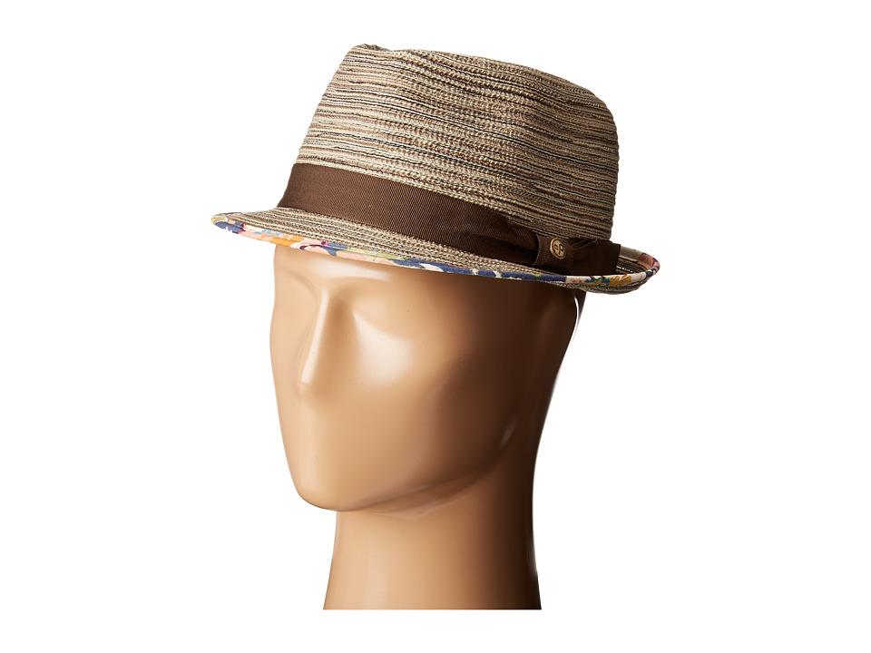Pistil - Malone (Cinder 1) Fedora Hats
