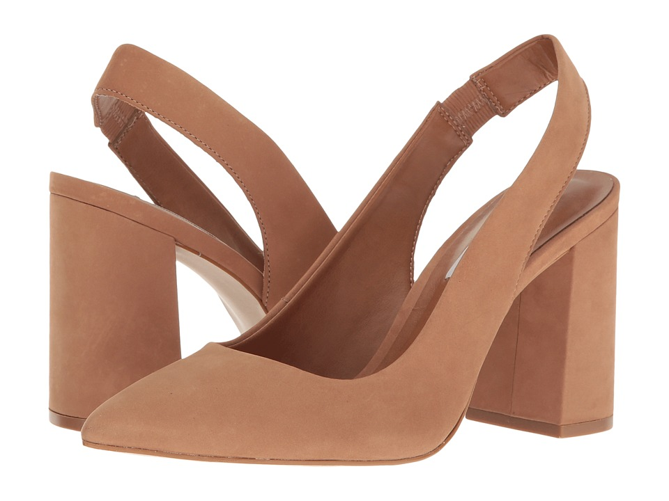 Steve Madden - Dove (Camel Nubuck) Women's Shoes
