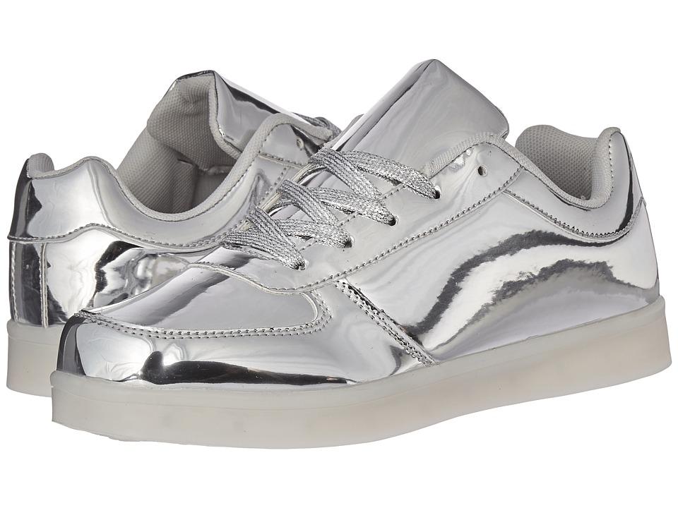 Steve Madden - Flashie (Silver) Women's Shoes