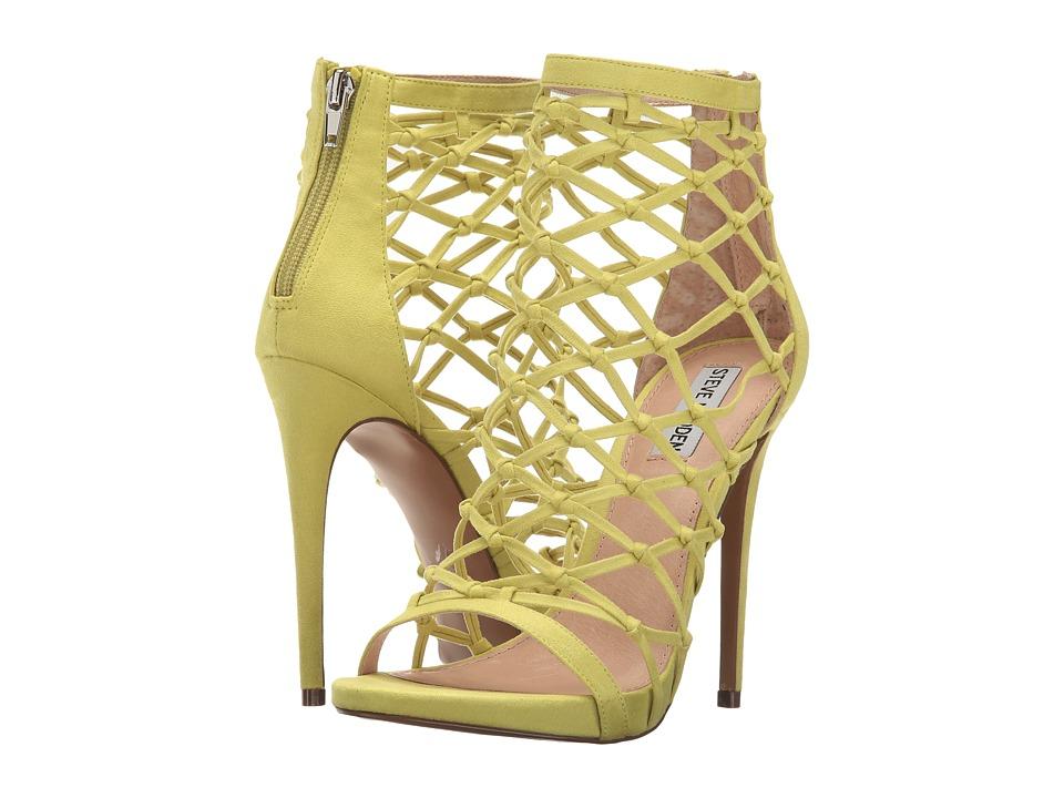 Steve Madden - Ursula (Yellow) Women's Shoes