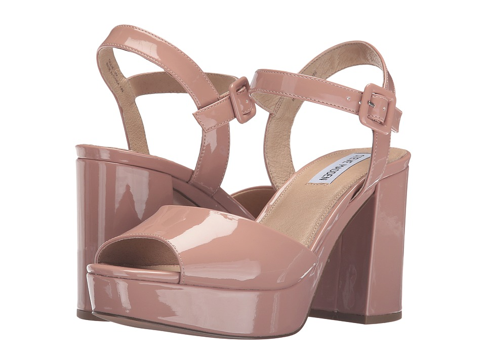 Steve Madden - Trixie (Blush Patent) Women's Shoes
