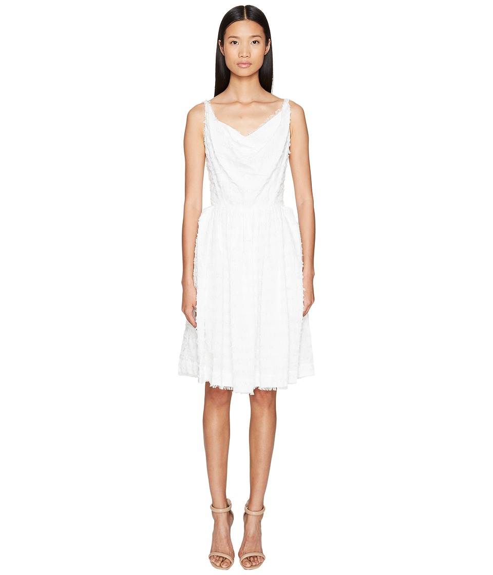 Vivienne Westwood - Twisted Monroe Dress (Optical White) Women's Dress