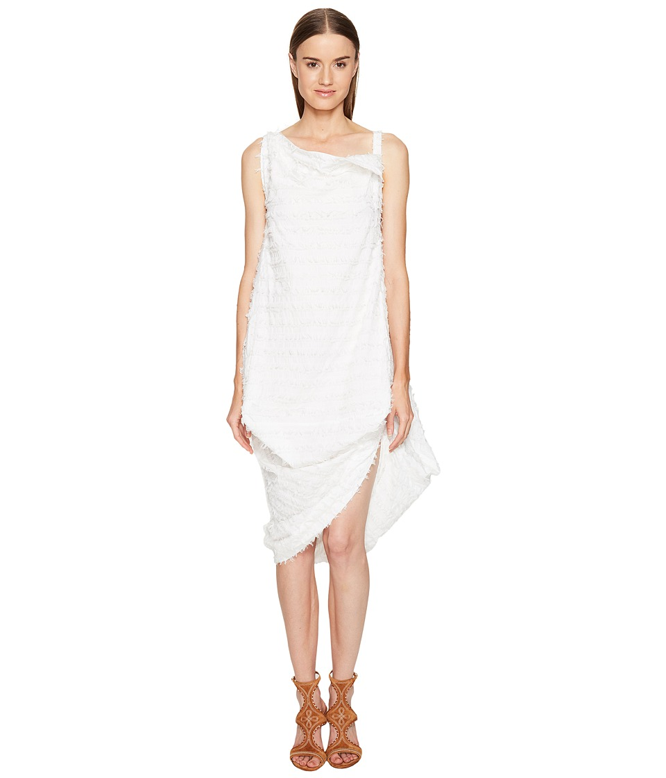 Vivienne Westwood Tube Dress (Optical White) Women