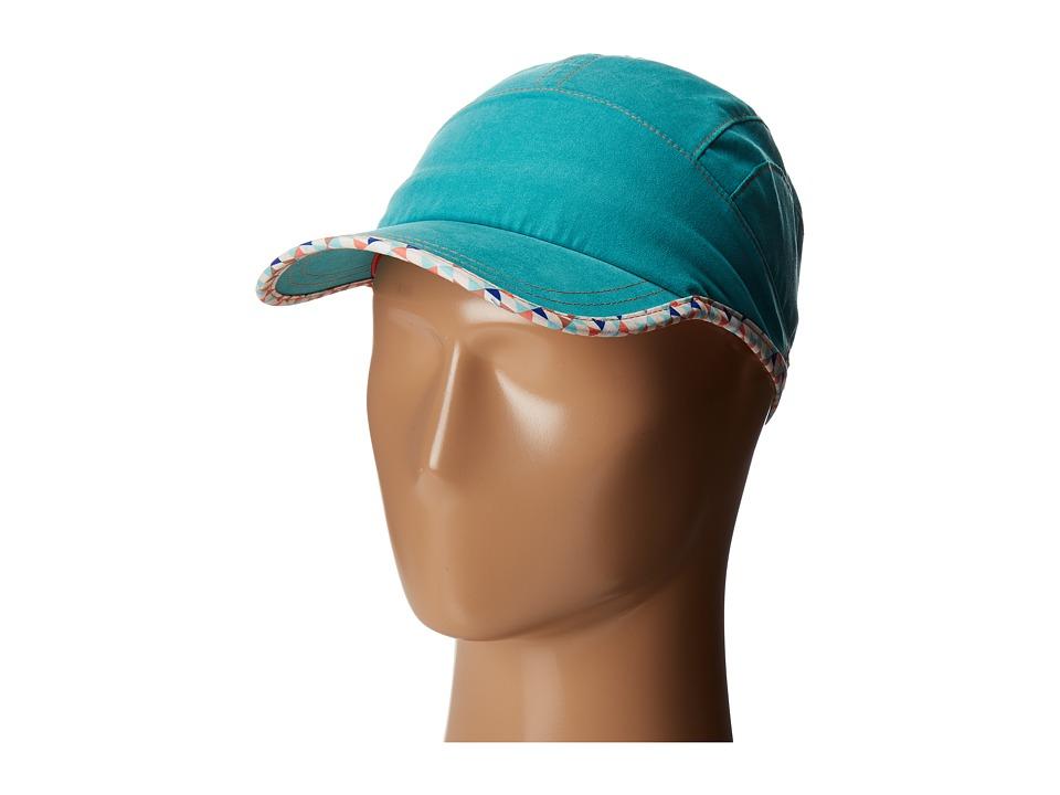 Pistil - Dara (Teal) Caps