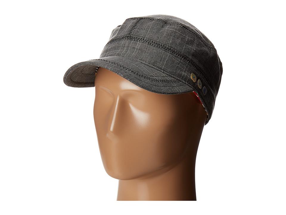 Pistil - Ronnie (Gray) Caps