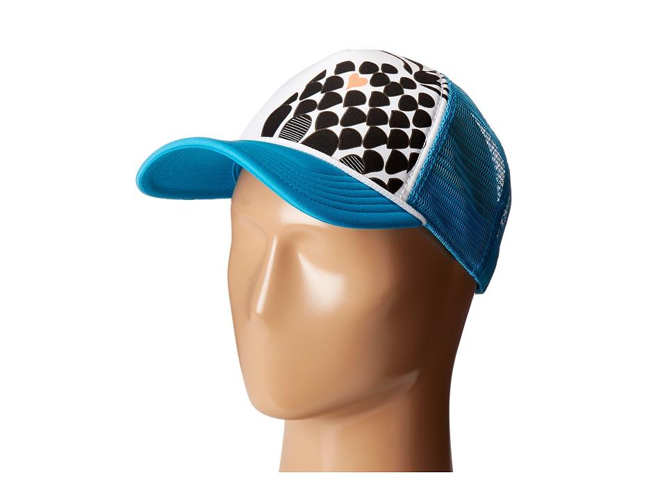 Pistil - Darlin (Turquoise) Caps