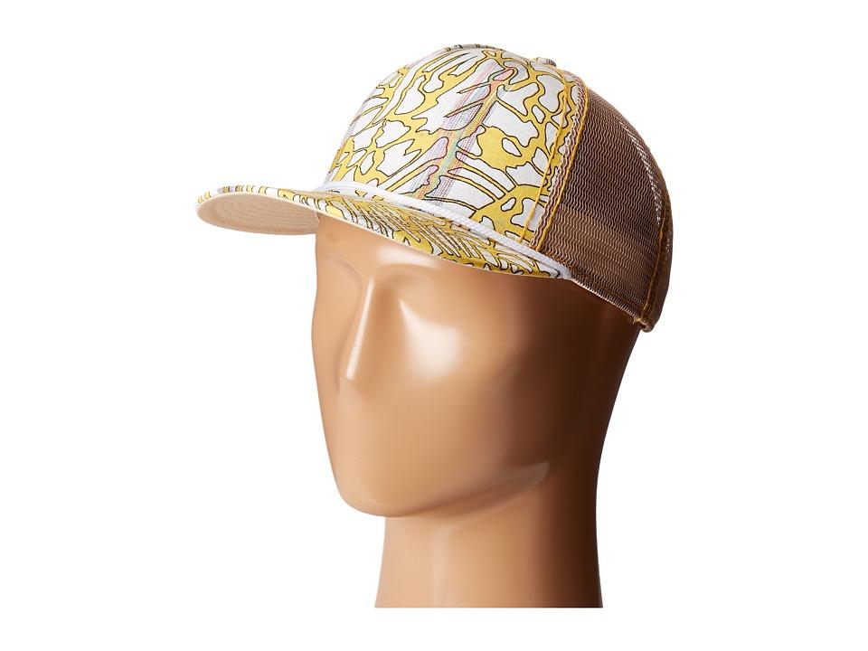 Pistil - Sunkiss (Gold) Caps