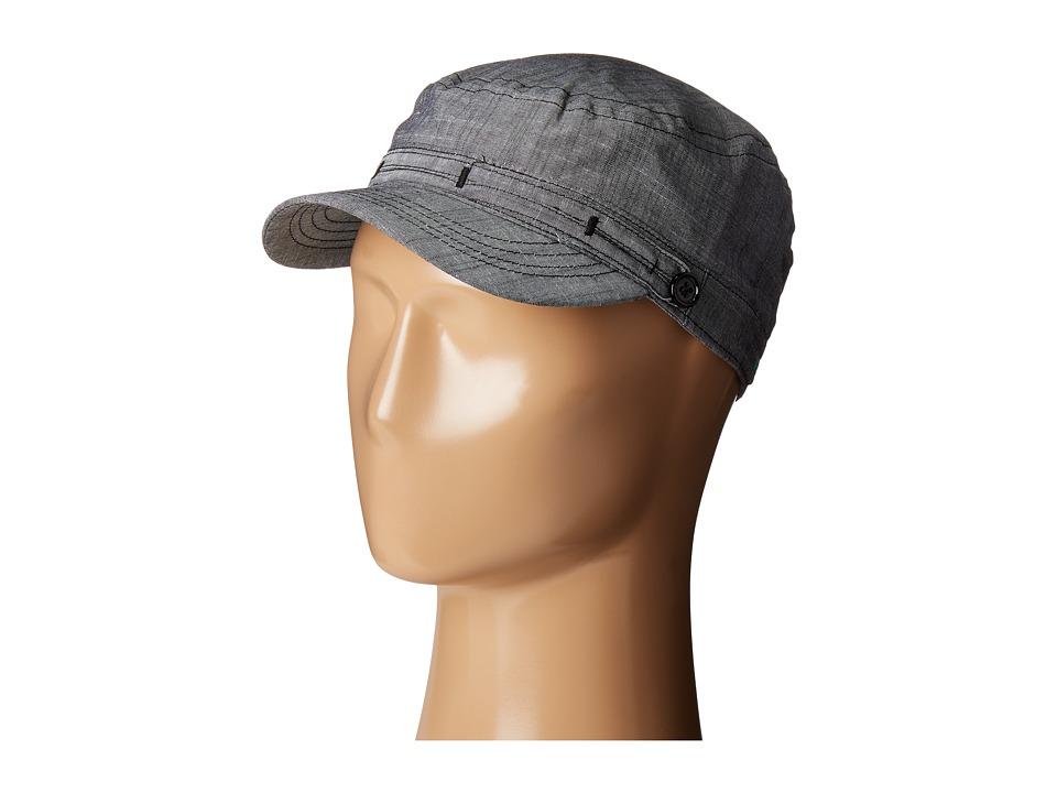 Pistil - Neely (Charcoal) Caps