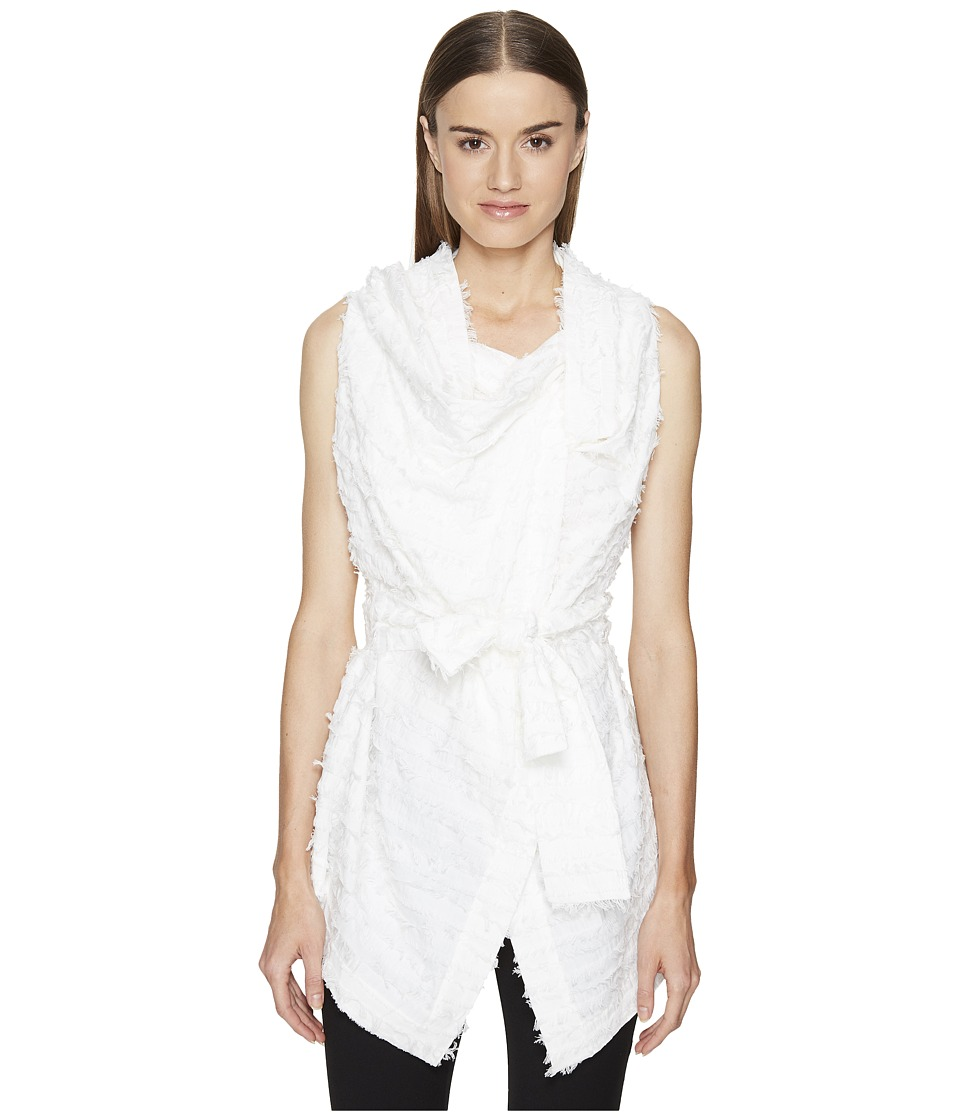 Vivienne Westwood - Sleeveless Square Blouse (Optical White) Women's Blouse